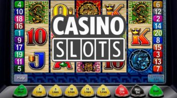 Play online slot games for FREE