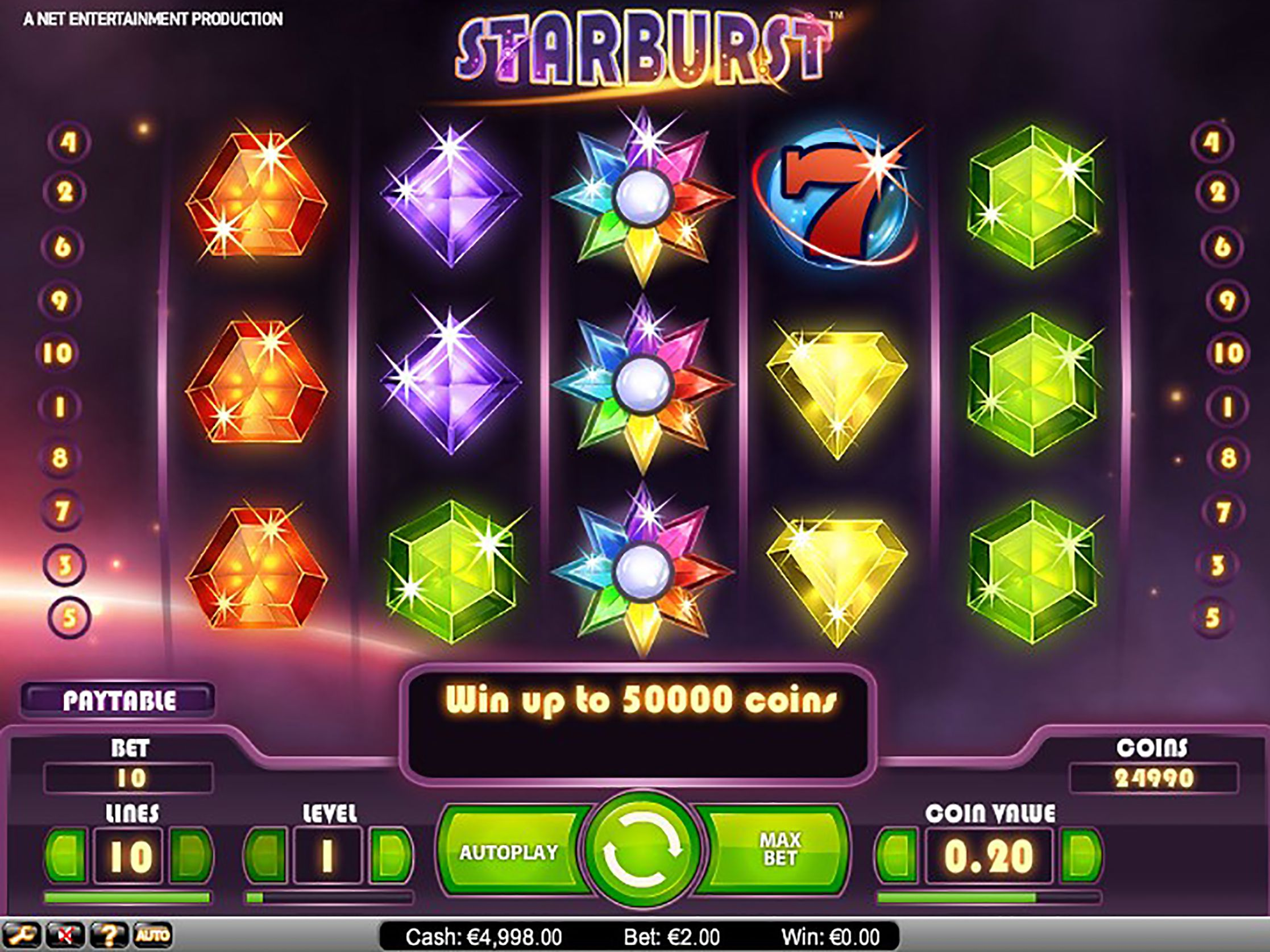 Play the Free Slot Flip Flap From SkillOnNet Casinos